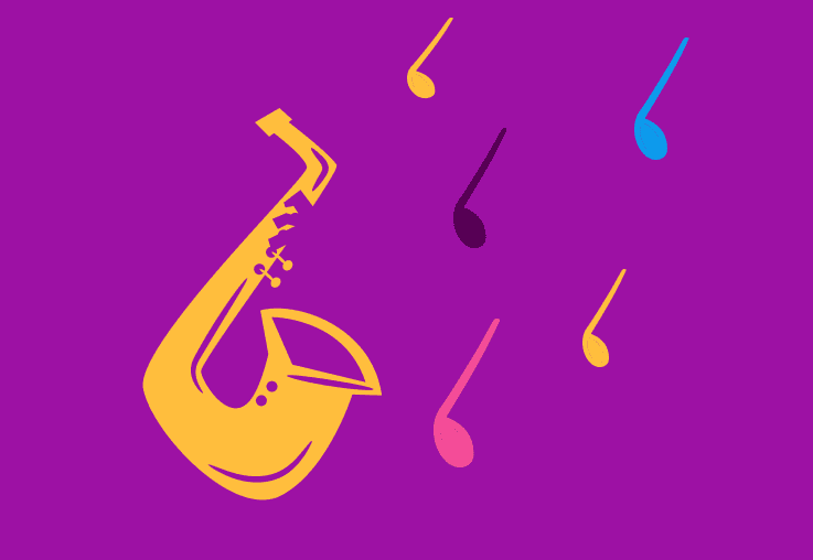Розробка сайту фестивалю Jazz на Дніпрі
