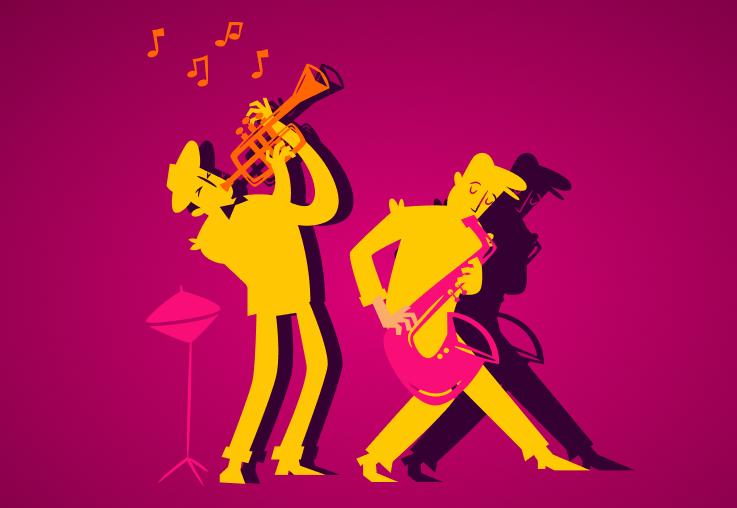 Джаз на Днепре