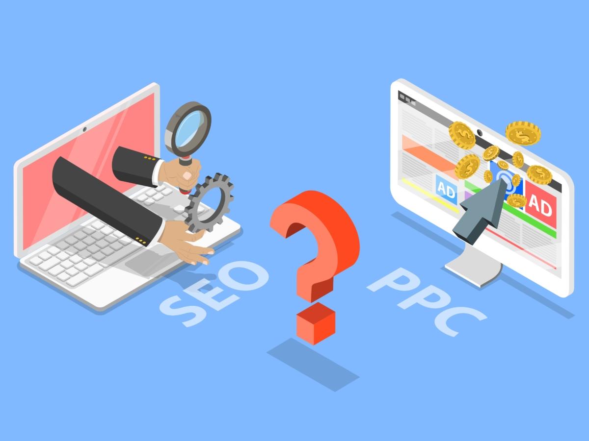 SEO или PPC – что лучше выбрать